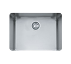 Franke Kubus KBX11021 Undermount Single Bowl Stainless Steel Sink