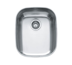 Franke Regatta RGX110 Undermount Single Bowl Stainless Steel Sink