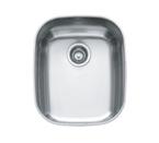 Franke Regatta RGX110 Undermount Single Bowl Stainless Steel Sink