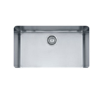 Franke Kubus KBX11028 Undermount Single Bowl Stainless Steel Sink