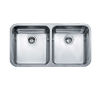 Franke Largo LAX12031 Undermount Double Bowl Stainless Steel Sink