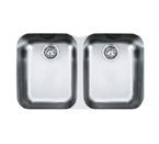 Franke Artisan ARX12031 Undermount Double Bowl Stainless Steel Sink
