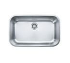 Franke Oceania OXX110 Undermount Single Bowl Stainless Steel Sink