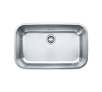 Franke Oceania OAX110 Undermount Single Bowl Stainless Steel Sink