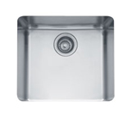 Franke Kubus KBX110-18 Undermount Single Bowl Stainless Steel Sink