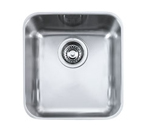 Franke Largo LAX11015 Undermount Single Bowl Stainless Steel Sink