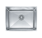 Franke Professional Series PSX1102110 Undermount Single Bowl Stainless Steel Sink