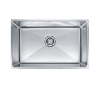 Franke Professional Series PSX1102710 Undermount Single Bowl Stainless Steel Sinks