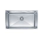 Franke Professional Series PSX1103010 Undermount Single Bowl Stainless Steel Sink
