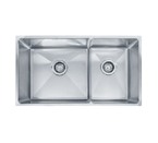 Franke Professional Series PSX120309 Undermount Double Bowl Stainless Steel Sink