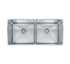Franke Professional Series PSX120339 Undermount Double Bowl Stainless Steel Sink