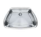 Franke Centennial CQX11029 Undermount Single Bowl Stainless Steel Sink