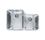 Franke Largo LAX16030 Undermount Double Bowl Stainless Steel Sink