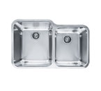 Franke Largo LAX16033 Undermount Double Bowl Stainless Steel Sink