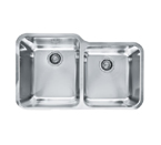 Franke Largo LAX16036 Undermount Double Bowl Stainless Steel Sink