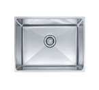 Franke Professional Series PSX1102112 Undermount Laundry Single Bowl Stainless Steel Sink