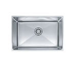 Franke Professional Series PSX1102412 Undermount Laundry Single Bowl Stainless Steel Sink