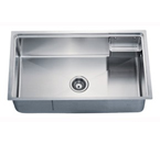 Dawn SRU311710 Undermount Small Radius Single Bowl Stainless Steel Sink