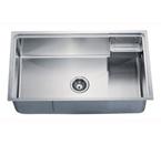 Dawn SRU311710 Undermount Small Radius Single Bowl Stainless Steel Sink