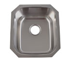 Mazi 109 Undermount Stainless Steel Bar Sink