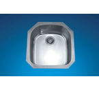 Dawn ASU101 Undermount Single Bowl Stainless Steel Sink
