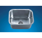 Dawn ASU103 Undermount Single Bowl Stainless Steel Sink