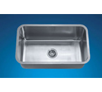 Dawn ASU106 Undermount Single Bowl Stainless Steel Sink
