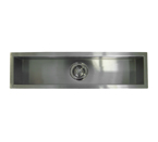"42"" Stainless Steel Undermount Kitchen Bar Sink WC12S4208"