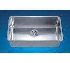 Dawn DSU3017 Undermount Single Bowl Stainless Steel Sink