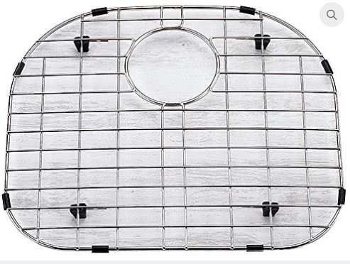 Grid only for the Alpha International U-231 Undermount Single Bowl Stainless Steel Sink