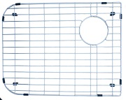 Wells Sinkware  Stainless Steel Kitchen Sink Grid GTW2015