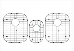 Pelican Sink Grid for SInk PL-891