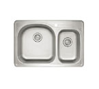 Blanco Spex II 1.6 Double Bowl Drop-In Sink