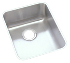 Elkay 14x18 Undermount Single Bowl Sink SS ELU1418