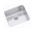 Elkay 16x16 Undermount Single Bowl Sink SS ELU1616