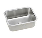 Elkay 21x15 Undermount Single Bowl Sink SS ELU2115