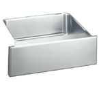 Elkay 25x20 Undermount Single Bowl Sink Apron ELUHF2520