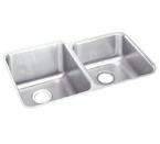 Elkay 31x20 Undermount Double Bowl Sink ELUH3120R