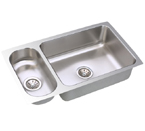 Elkay 32x19 Undermount Double Bowl ELUH3219
