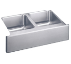 Elkay 33x20 Undermount Double Bowl Sink ELUHF3320
