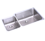 Elkay 35x20 Undermount Double Bowl Sink ELUH3520L