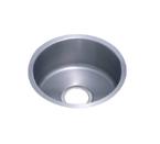 Elkay ELUH12FB Round Undermount Single Bowl Sink