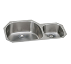 ELKAY Harmony Double Bowl STAINLESS STEEL EGUH362110R