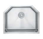 Kraus 23 Inch Undermount Single Bowl 16 Gauge Stainless Steel Kitchen Sink  KHU122-23