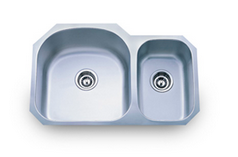 Pelican Platinum Stainless Steel Kitchen Sink Package