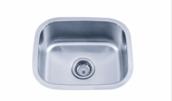 Pelican UNDERMOUNT, SINGLE BOWL KITCHEN SINK PL-764