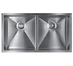 Sonetto S963U 900 Series Zero Radius Stainless Steel Sink