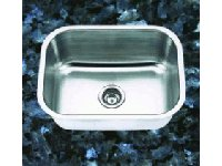 SUNELI Single Bowl Under mount Sink SM2318