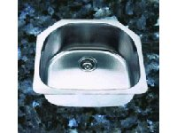 SUNELI Single Bowl Under mount Sink SM2421