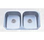 Pelican PL-802 16 Gauge Platinum Series Stainless Steel Sink
